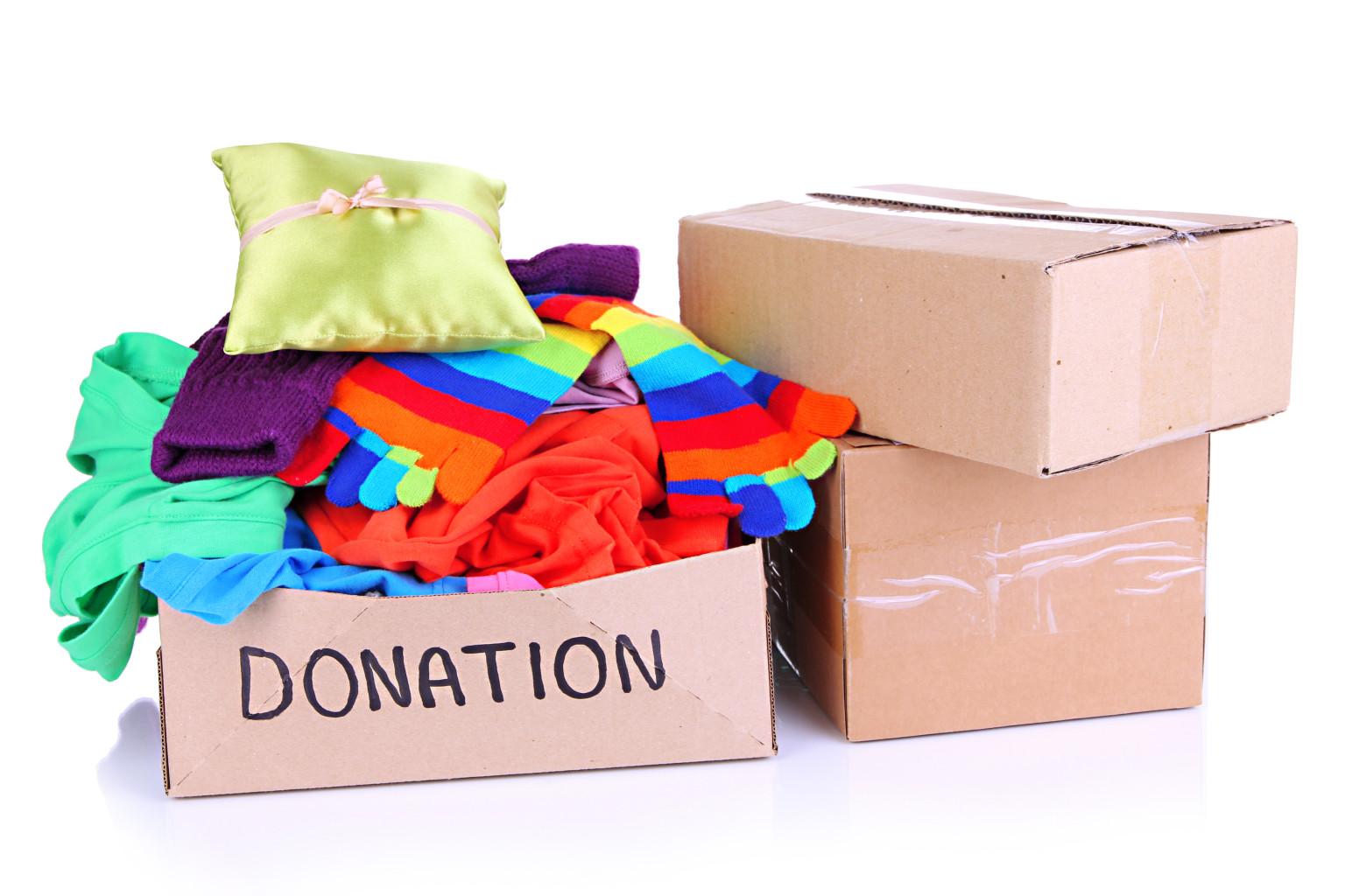 Clothes-donations